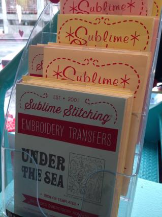 Sublime Stitching Patterns in Seattle, Washington